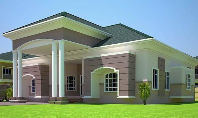 Bedroom Storey Building Plan Homes Floor Plans