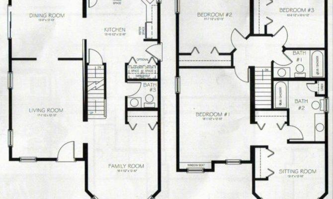 Bedroom Storey House Plans Luxury Story