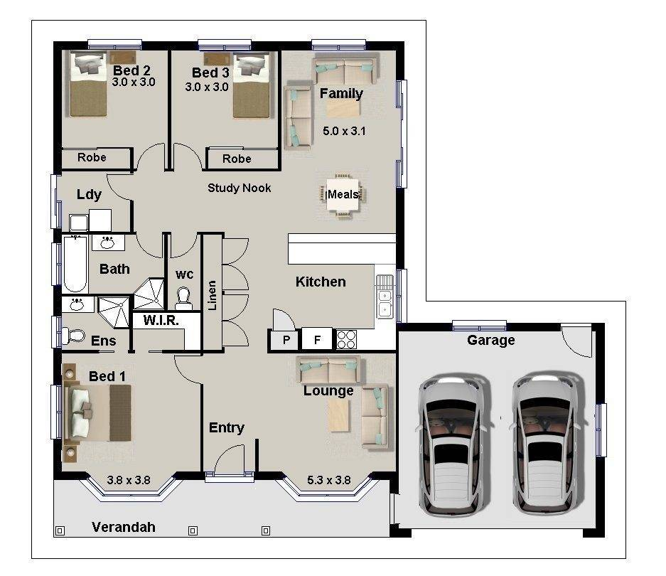 Bedrooms House Plans Designs Luxury Awesome Bedroom