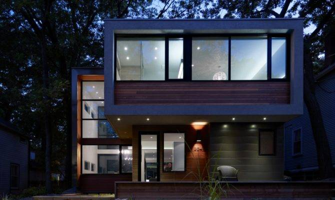 Beech House Altius Architecture Inc