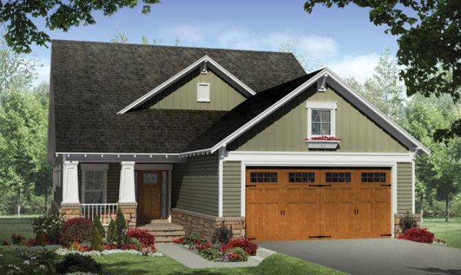 Bella Arts Crafts Home Plan House Plans