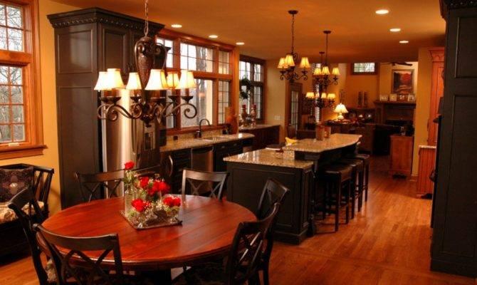 Benefits Having Open Floor Plan Interior Designing