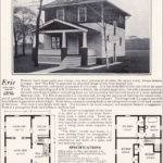 Bennett Homes Erie American Foursquare