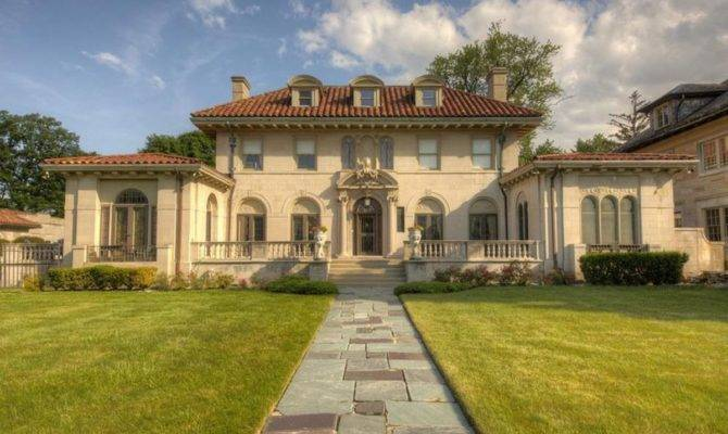 Berry Gordy Historic Motown Mansion Ups Sale Price Asks