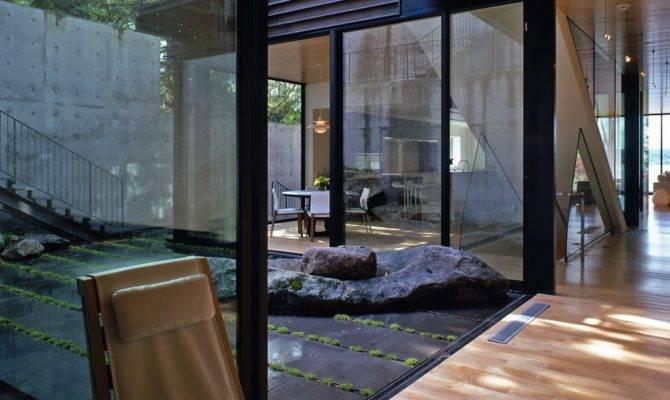 Besf Ideas Alluring Courtyard House Design Modern