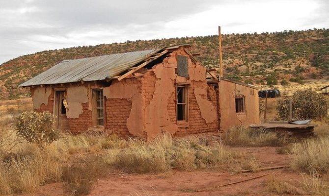 Best Adobe Desert Abandoned Homes
