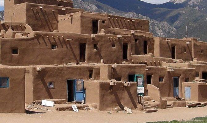 Best Adobe Homes New Mexico Pinterest