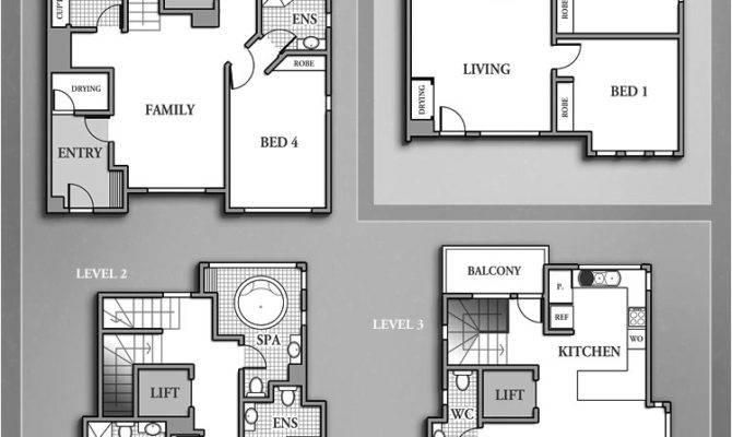 Best Apartment Floor Plans Bedroom Photos