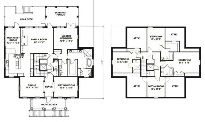Best Architecture House Plans Contemporary Home