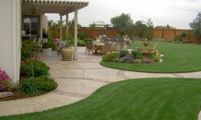 Best Backyard Landscape Ideas Green Your Home Now