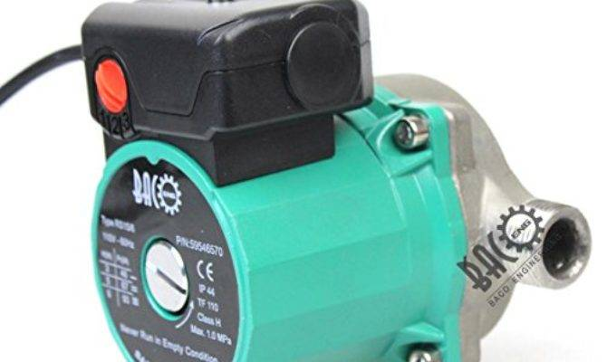 Best Bacoeng Npt Hot Water Circulation Pump