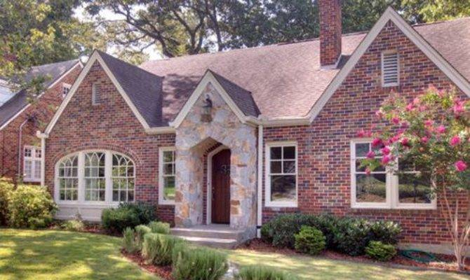 Best Brick Stone Accents Design Ideas Remodel