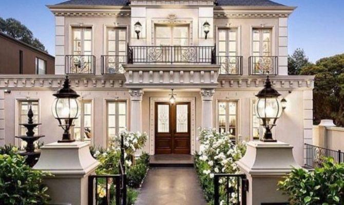 Best Classic House Exterior Ideas Pinterest