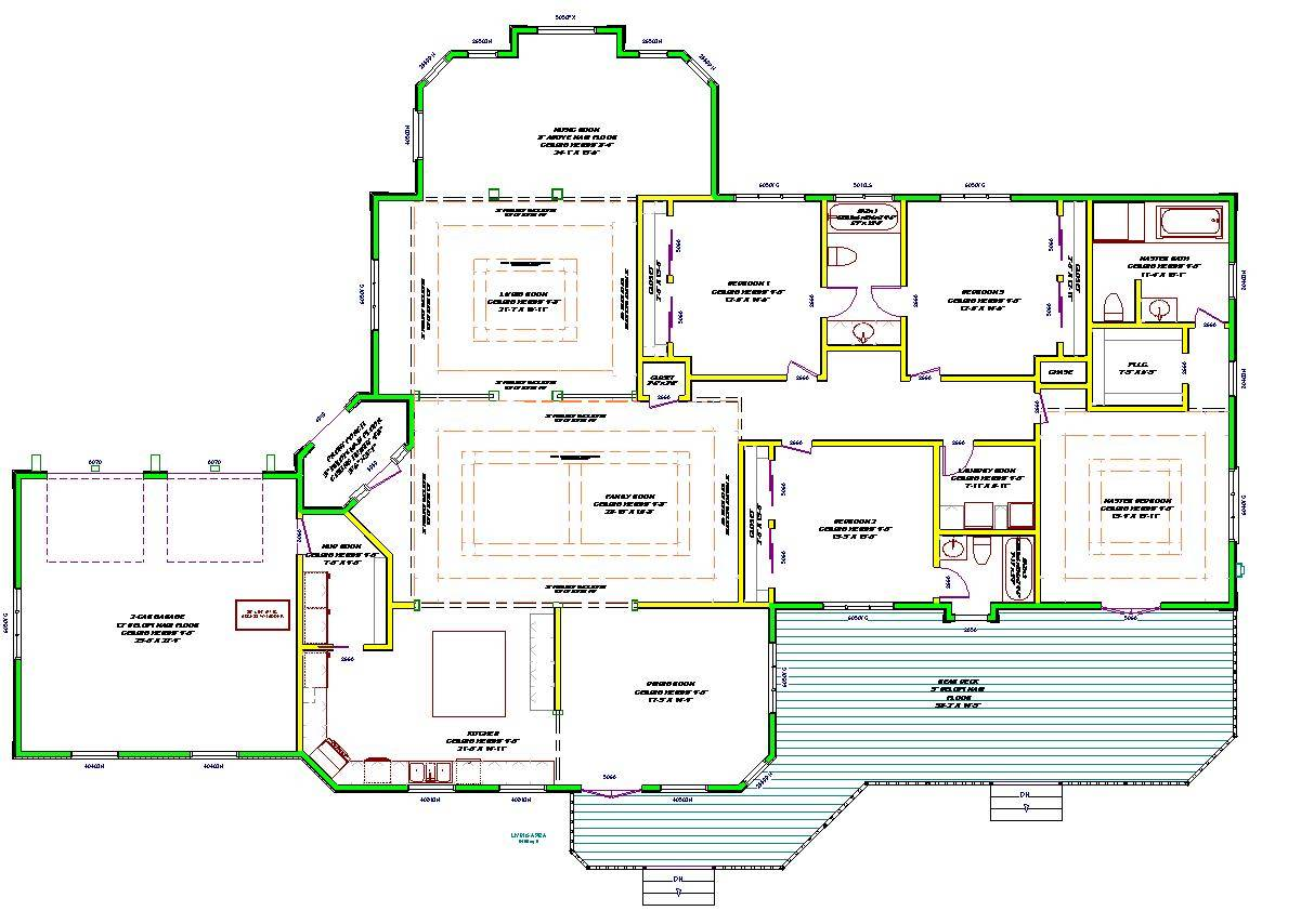 Best Collection House Plans Home Province Bengal