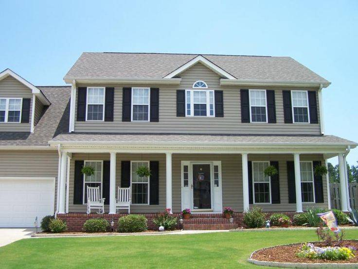 Best Colonial Style Homes Ideas Pinterest