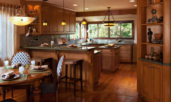 Best Craftsman Style Home Interior Design