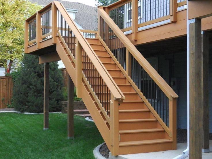 Best Deck Handrail Pinterest Banisters