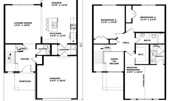 Best Double Story House Designs Perth