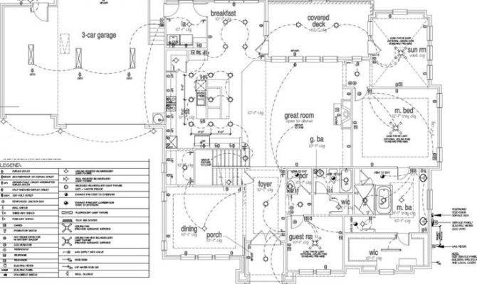Best Electrical Plan Ideas Pinterest