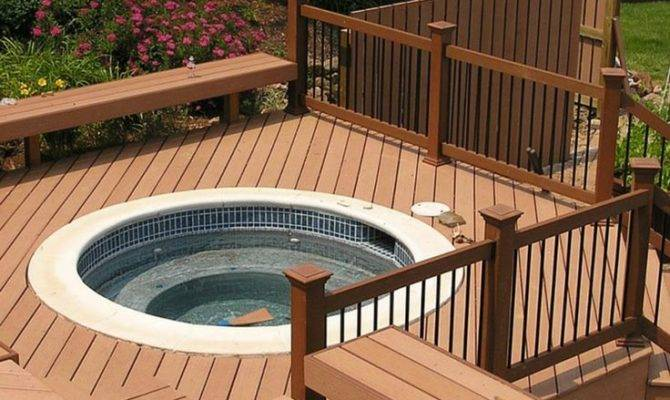 Best Elevated Raised Deck Ideas Pinterest