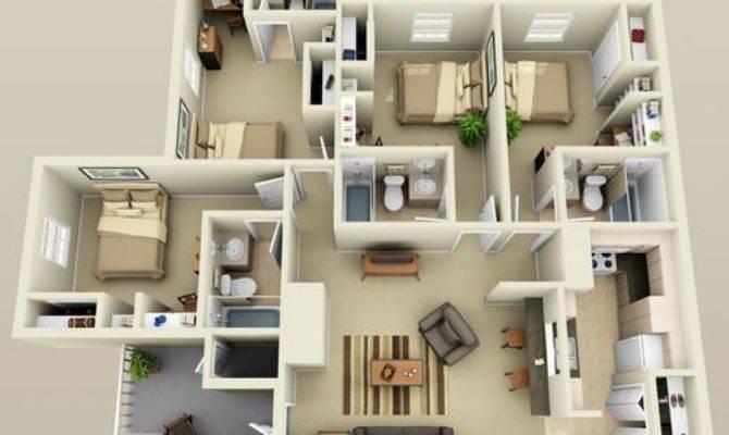 Best Floor Plans Models Pinterest