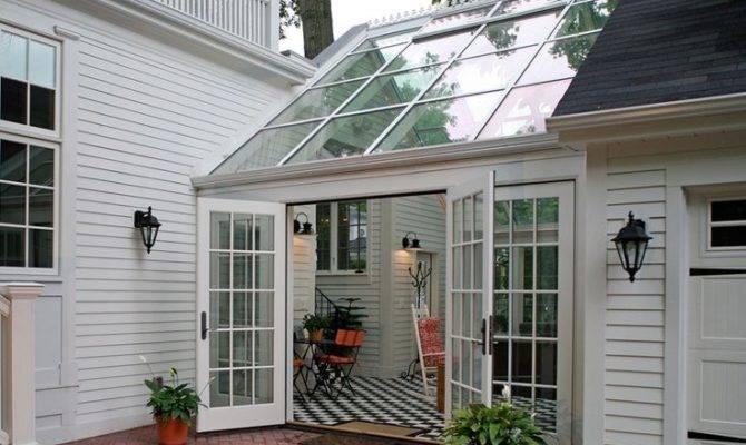 Best Garage Addition Ideas Pinterest Breezeway