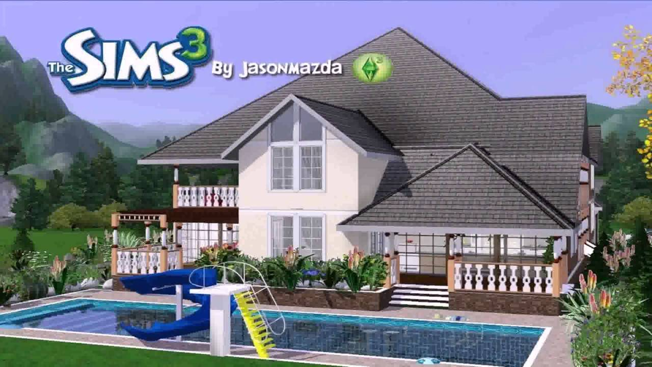 Best House Design Sims Youtube