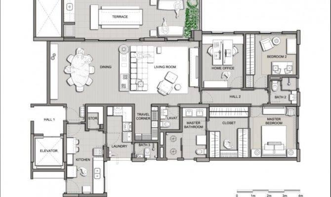Best Interior Design Blueprint House Plans