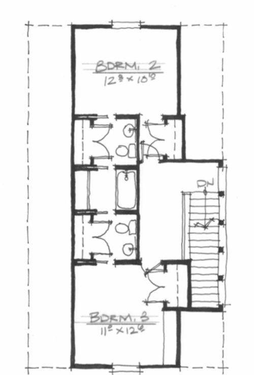 Best Jack Jill Bathroom Floor Plans