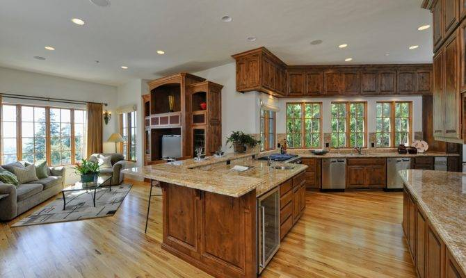 Best Kitchen Dining Room Open Floor Plan Top Design