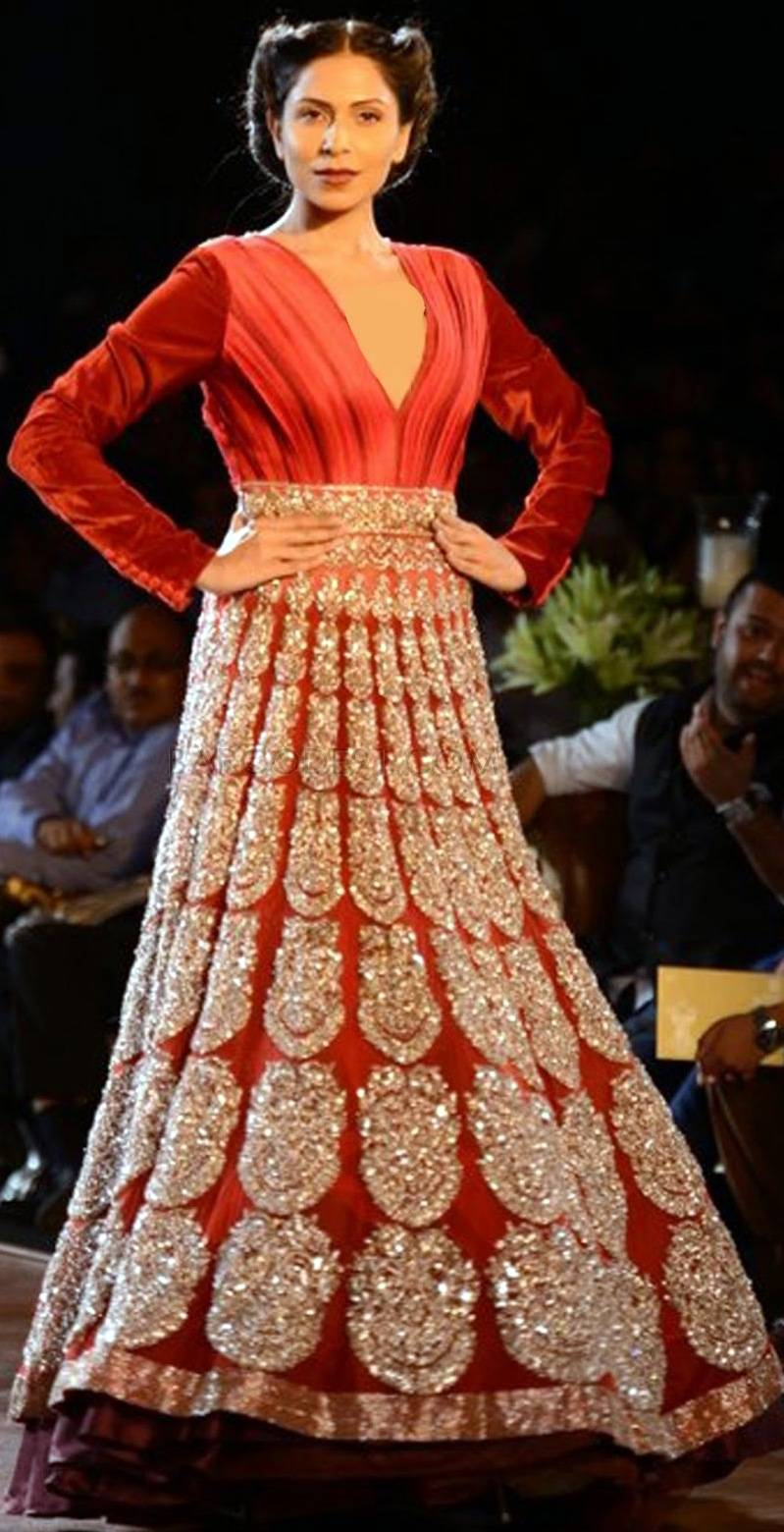 Best Manish Malhotra Bridal Collection All Time