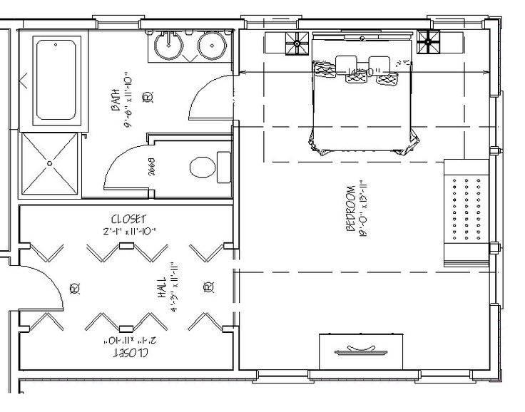 Best Master Bedroom Floor Plans Ensuite