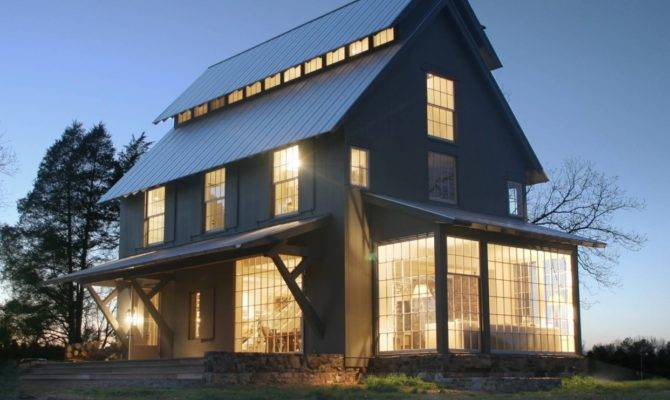 Best Modern Minimalist Farmhouse Architecture