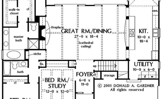 Best Open Floor House Plans Homes