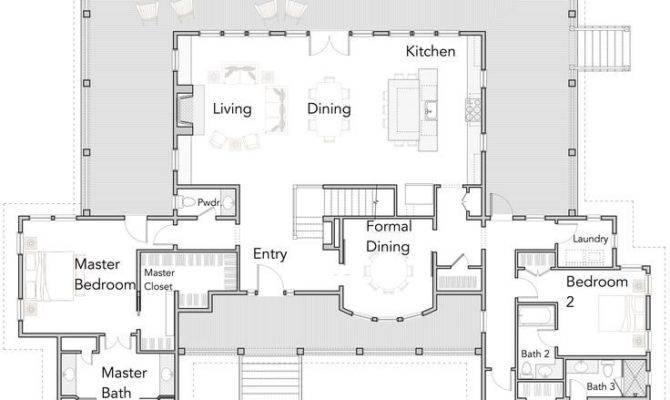 Best Open Floor Plan Home Designs Peenmedia