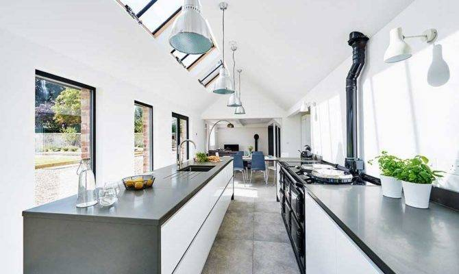 Best Open Plan Kitchens Homebuilding Renovating