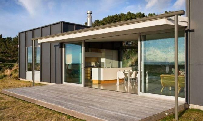 Best Pekapeka Beach House Design Parsonson Architects Home