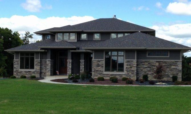 Best Prairie Style Homes House Floor Ideas