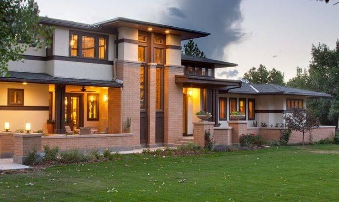 Best Prairie Style Homes Ideas Pinterest Prarie