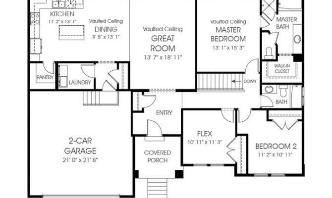 Best Rambler House Plans Ideas Pinterest