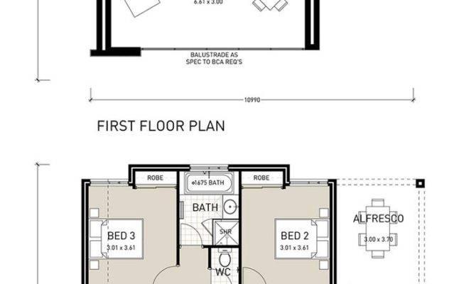 Best Reverse Living House Plans Pinterest