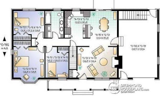 Best Reverse Ranch House Plans Ideas