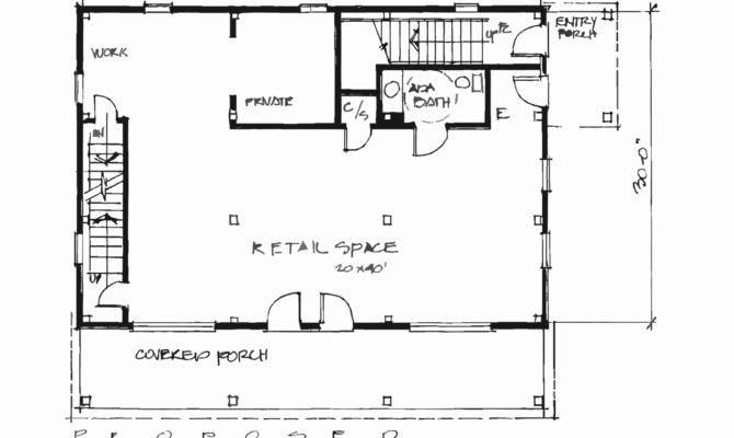 Best Shop Living Quarters Floor Plans House