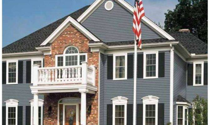 Best Siding Color Options Red Brick Homes