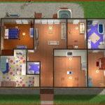 Best Sims Floor Plans Home Building