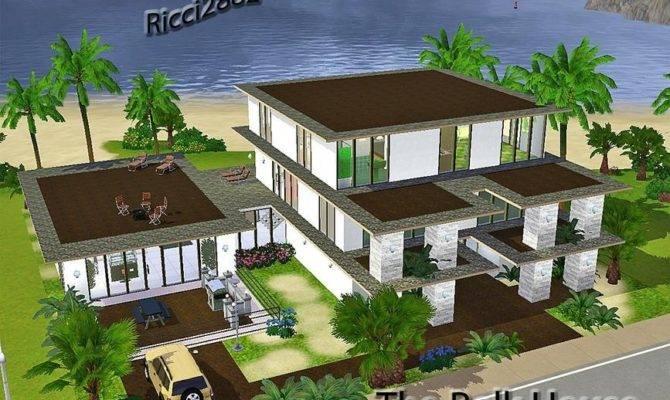 Best Sims Houses Design Architecture Plans