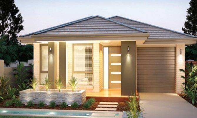 Best Small Modern House Designs One Floor
