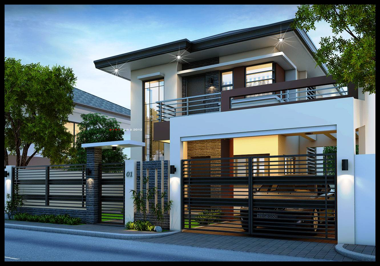 Best Storey Modern House Plans