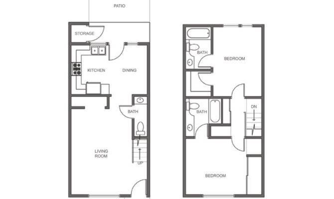 Best Story Apartment Floor Plans House