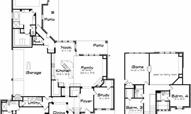 Best Story House Plans Home